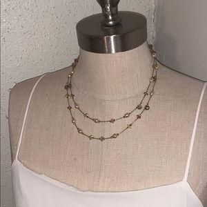 Premier Designs necklace, bracelet and earrings